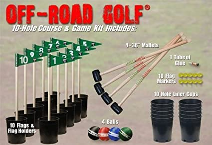 amazon com off road golf games for adults fun games cool games