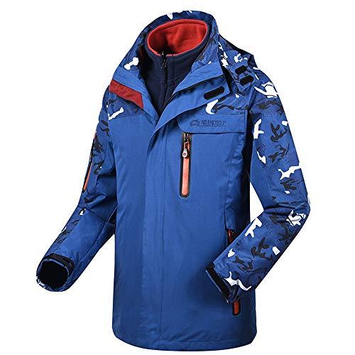 Cálido Chaqueta Cáscara Outwear Capa Otoño Impermeable Mujer Darringls Asalto Cachemira abrigo De azul Hombre Suave Hombre Deporte Invierno Abrigo aFd78Pq