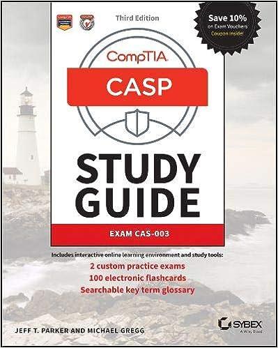 Nacas casp study guide