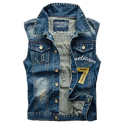 Co Embroidered Denim Jacket - 3