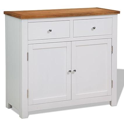 amazon com sideboard 35 4 x13 2 x32 7 oak kitchen buffet rh amazon com  tasmanian oak kitchen buffet