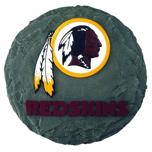 Washington Redskins Garden (Washington Redskins Stepping Stone)
