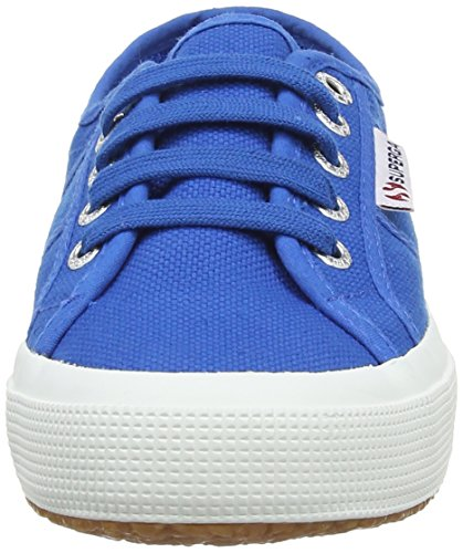 Superga 2750 Jcot Classic, Zapatillas Infantil Azul (Sea Blue)
