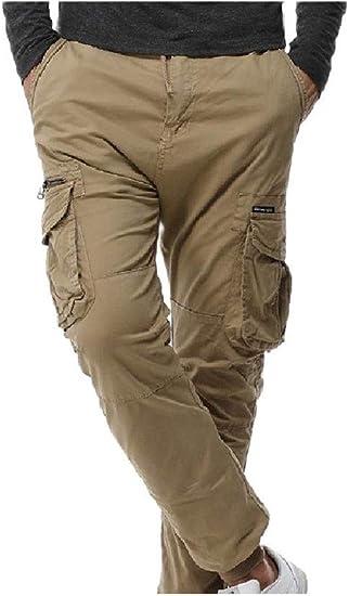 VITryst Men's Trousers Pockets Outwear Solid Casual Leisure Jersey Tank