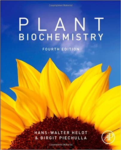 Plant Biochemistry Fourth Edition