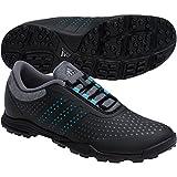 adidas Women's Adipure Sport Golf Shoe, Grey, 7 M US