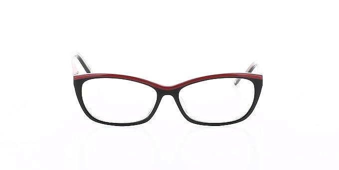 3448d06e114 Escada VES332 700x Glasses Women Black 54  Amazon.co.uk  Clothing