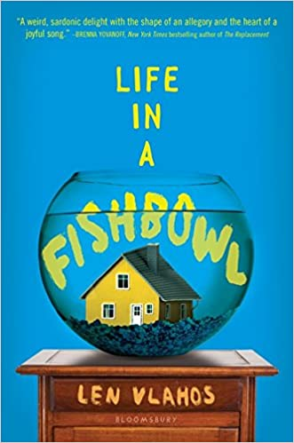 Amazon Life In A Fishbowl 9781681190358 Len Vlahos Books