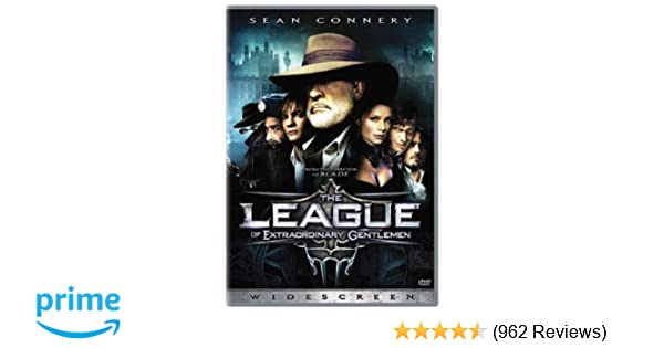 439ae705f Amazon.com  The League of Extraordinary Gentlemen (Widescreen Edition)   Sean Connery