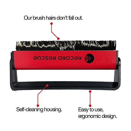 Top 10 Best Vinyl Record Cleaning Brush Top Reviews No Place