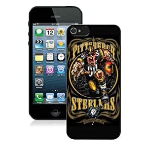 Diy Iphone 5 Case Iphone 5s Cases NFL Pittsburgh Steelers 2 Free Shipping