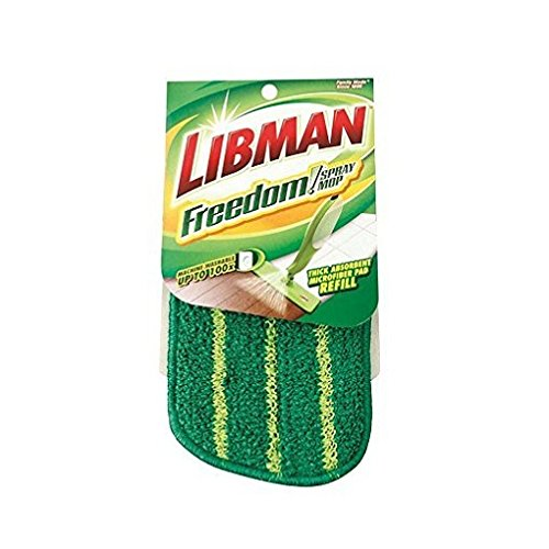 Libman Freedom Spray Mop Refill (Pack of 3) Libman Company Inc