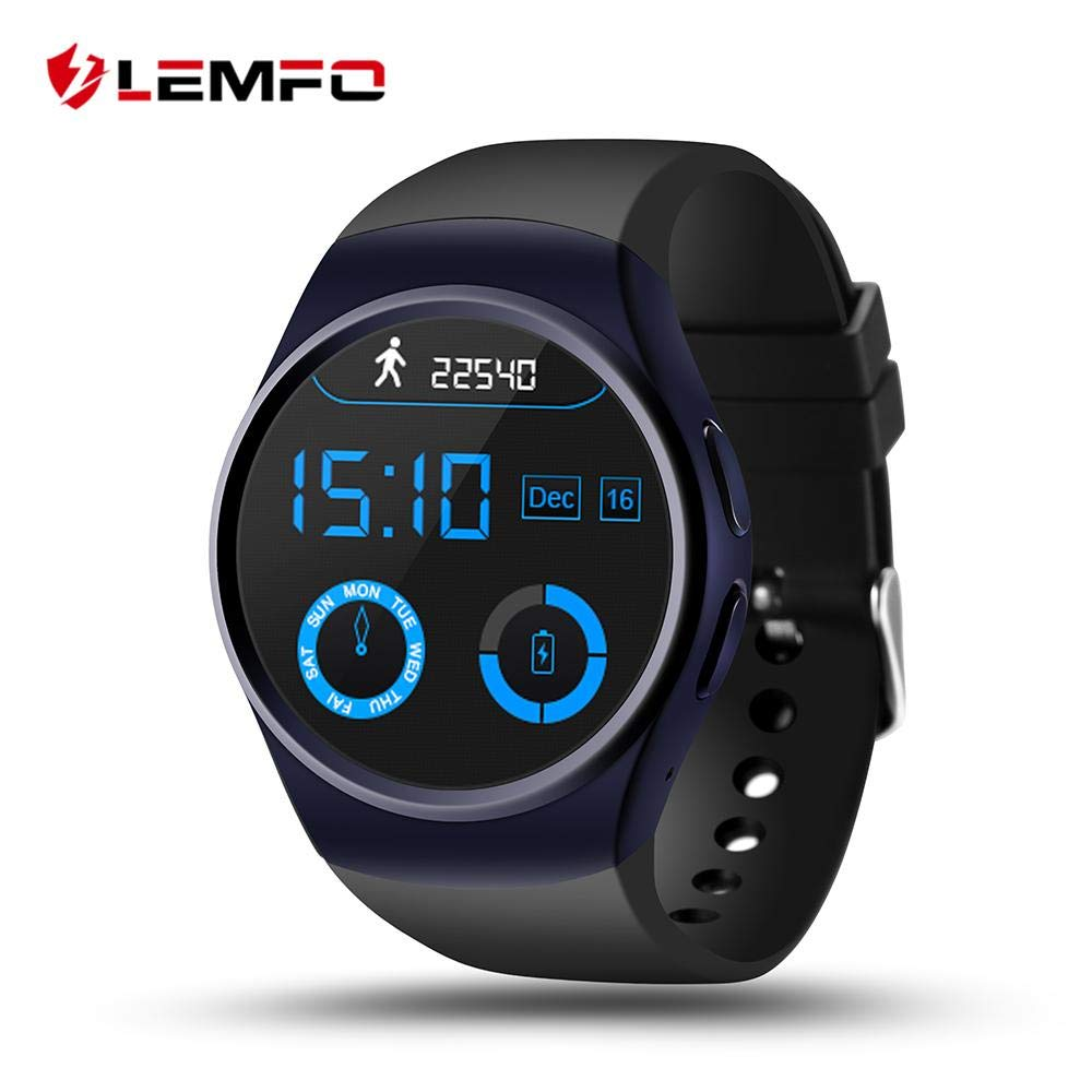 LEMFO LF18 Bluetooth smartwatch MTK2502C Soporte Tarjeta SIM ...