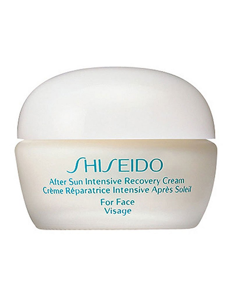 Shiseido After Sun intensive Recovery Cream (for Face) Cream for Unisex, 1.3 Ounce