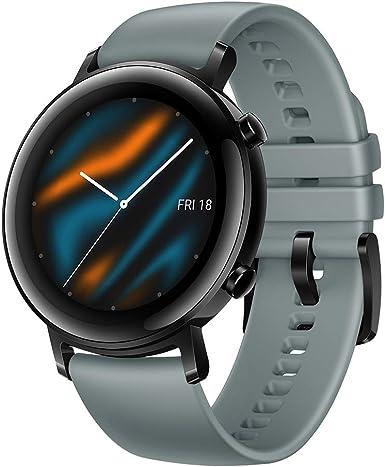 Huawei Watch Gt2 42 Mm Smart Sports Watch Lake Cyan Elektronik