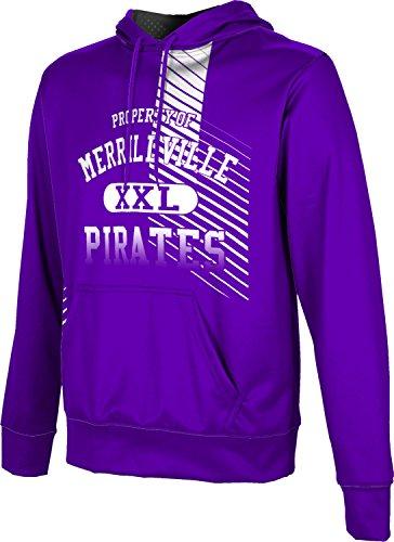 ProSphere Men's Merrillville High School Hustle Hoodie Sweatshirt - In Dress Indiana Merrillville Shops