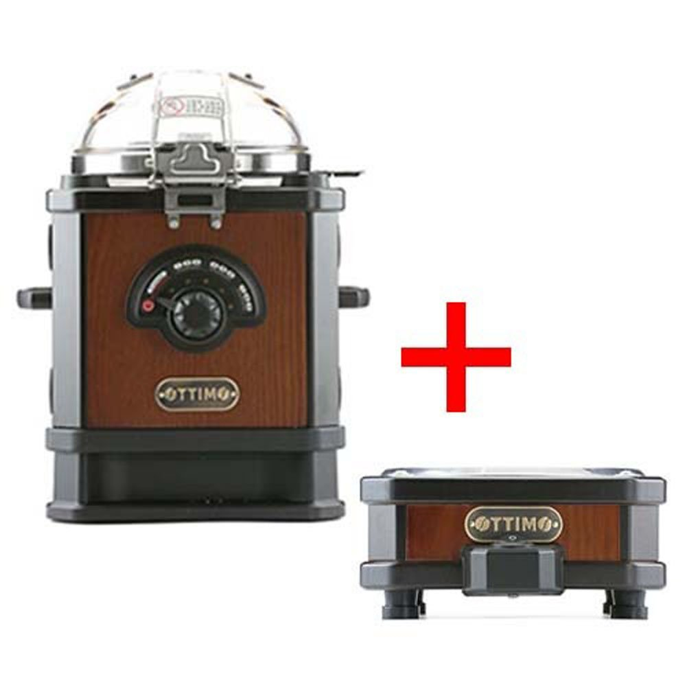 OTTIMO Coffee Bean Roaster J-100CR Home Roasting Machine with Coffee Cooler J-300C Barista Home Kitchen Cafe 220V