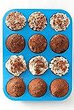 Non-Sticky Silicone Muffin Pan—Muffin Molder