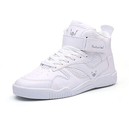 YAXUAN Zapatos Casuales de Hombre, Zapatos de Baloncesto ...