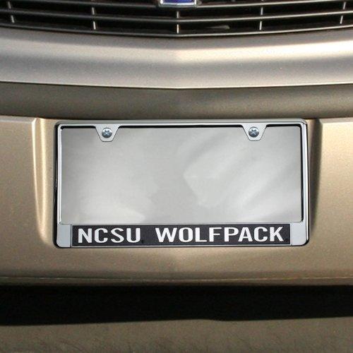 WinCraft North Carolina State University S24710 LIC Plate Frame B//O Printed
