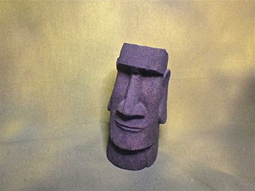 (Easter Island Rapa Nui Kon Tiki Statue, Type A )