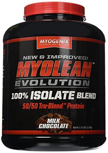 Myogenix Evolution Milk Chocolate 5.14Lb