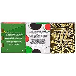Indigo Wild Frankincense & Myrrh Zum & Be Merry Jolly Votive Gift Set