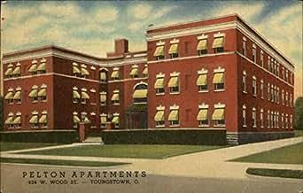 Amazon.com: Pelton Apartments Youngstown, Ohio Original ...