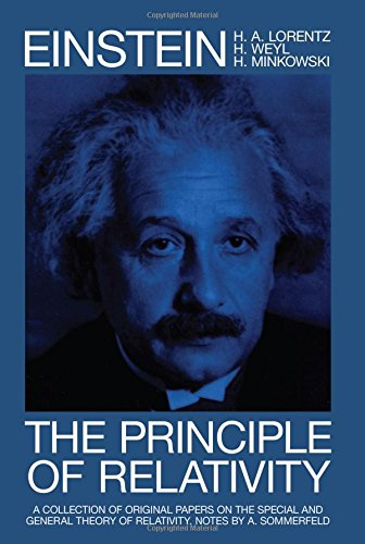 - The Principle of Relativity (Dover Books on Physics)