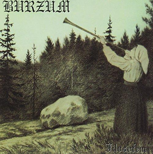 Vinilo : Burzum - Filosofem (Gatefold LP Jacket, 2 Disc)