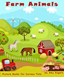Children's Book: Farm Animals - Kids Bedtime Story Picture...