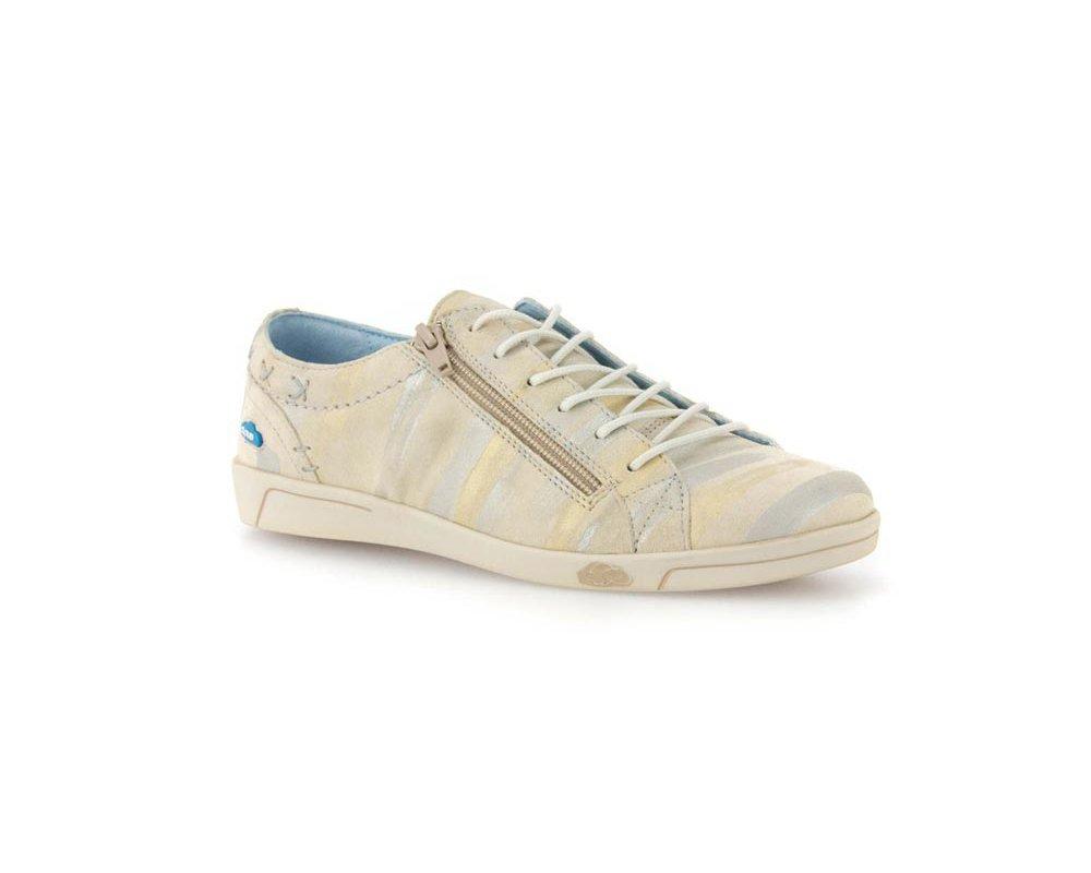 Cloud Footwear Women's Aika Fashion Sneaker B07B1N921J 38 M EU|Dunkan Grey