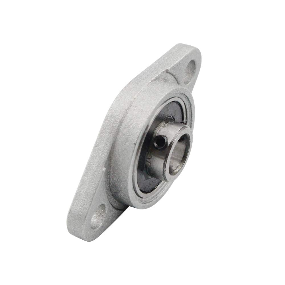 KFL08 UsongShine KFL08 KFL10 KFL12 KFL15 Lot de 4 coussins /à roulements auto-align/és Diam/ètre 8 mm 10 mm 12 mm 15 mm comme sur limage
