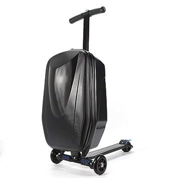 DXFK.AM Multifuncional Maleta Scooter Plegable Bolsas ...