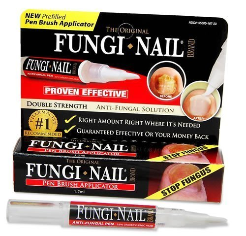 Fungi Nail Pen Applicator Anti Fungal Solution 0.101 OZ (Pack of 2)