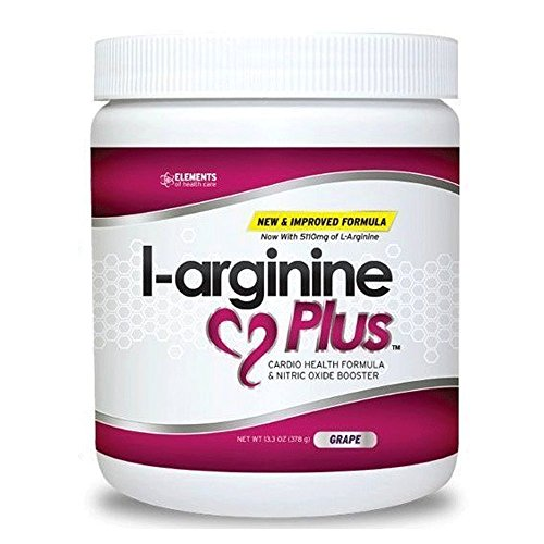 L-arginine Plus® #1 L-arginine Supplement - 5110mg L ...