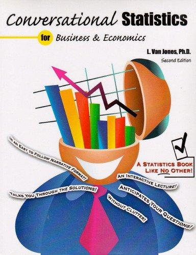 Conversational Statistics for Business and Economics