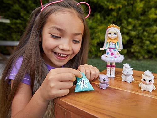 las nuevas muñecas enchantimals