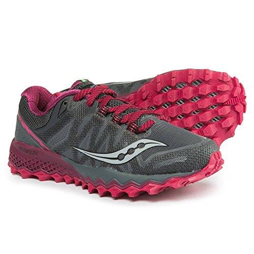 ベーカリー強調昇る(サッカニー) Saucony レディース ランニング?ウォーキング シューズ?靴 Peregrine 7 Trail Running Shoes [並行輸入品]