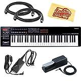 Roland A-800PRO MIDI Keyboard Controller Bundle