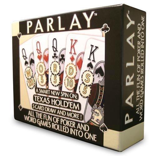 (Parlay Word/Poker Hybrid Card Game (RDG1111))