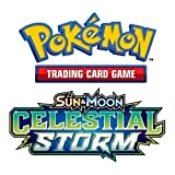 Pokemon Pokémon Tcg: Sun & Moon—Celestial Storm Collectible Cards, Multi