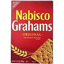 Nabisco Grahams Original, 14.4-Ounce