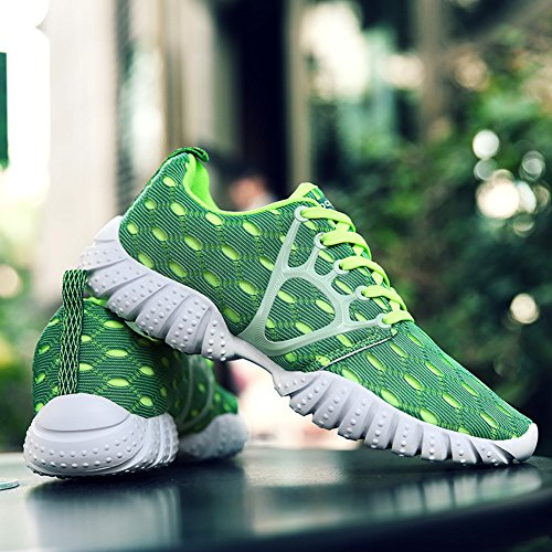 Men Casual Unisex Womens green Sport Sneakers fereshte Shoes Couple Athletic Mens Fashion Running qCxnwZfZBP