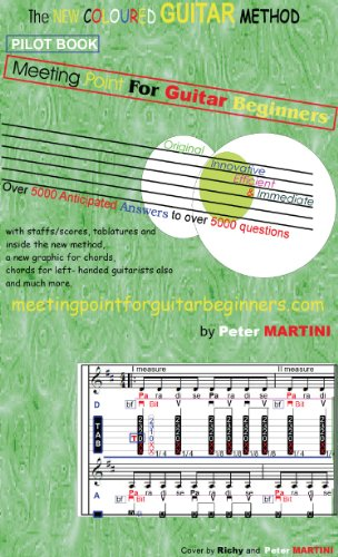 - Meeting point for guitar beginners
