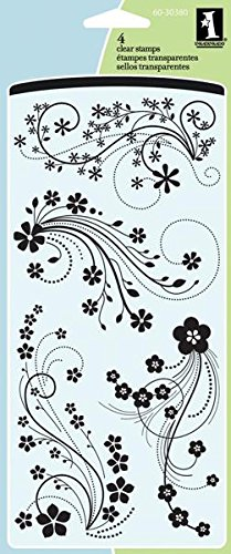 er Flourish Clear Stamp ()