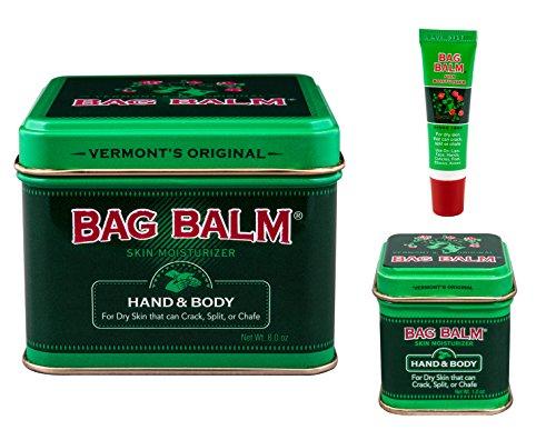 Bundles Bags (Bag Balm Bundle (8 ounces, 1 ounces Tins and On-The-go Tube))