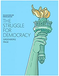 The Struggle for Democracy: Election Update with LP.com access card (5th Edition)