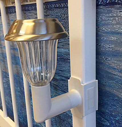 Pool Fence Led Lights