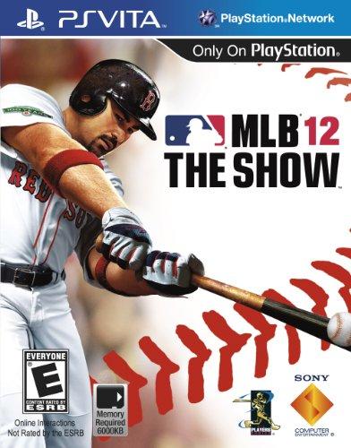 MLB 12 The Show - PlayStation Vita by Sony